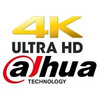 Κάμερες και καταγραφικά τεχνολογίας 4K από την Dahua