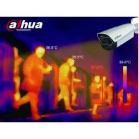 Dahua θερμικές κάμερες αναγνώρισης θερμοκρασίας ανθρώπου