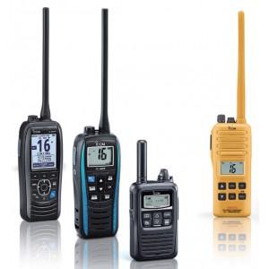 Πομποδέκτες Φορητοί VHF-UHF