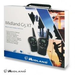 MIDLAND G5 XT WORK & HOBBY πομποδέκτης baby monitor PMR446 VOX