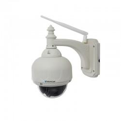 Foscam C7833WIP-X4 Ρομποτική κάμερα ανάλυσης 720p με φακό 2.8-12mm. IR 15m & IP66 & 4X OPTICAL ZOOM. Περιστροφή 355°/120°, WiFi & Ethernet.