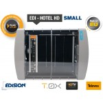 EDI-HOTEL HD SMALL Πακέτο με 7 τηλεοπτικά και 7 ραδιοφωνικά δορυφορικά κανάλια για ξενοδοχείο