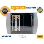 EDI-HOTEL SD MEDIUM Πακέτο με 25 δορυφορικά κανάλια