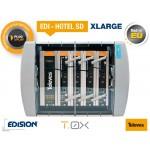 EDI-HOTEL SD XLARGE Πακέτο με 46 δορυφορικά κανάλια