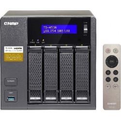 QNAP TS-453A-4G  Nas & Media Player Δικτυακός file server