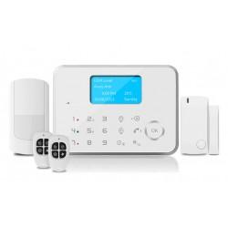 Vstar G60 ultimate GSM-PSTN Σετ ασύρματου συναγερμού κεντρική μονάδα, 2 remote, 1 ραντάρ, 1 ασύρματη παγίδα