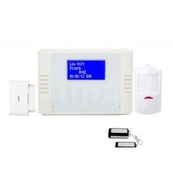 Vstar G70 GSM/PSTN Σετ ασύρματου συναγερμού κεντρική μονάδα, 2 R/C, 1 ραντάρ, 1 ασύρματη παγίδα