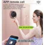 KDB308 Ασύρματο ματάκι πόρτας Wifi στο κινητό