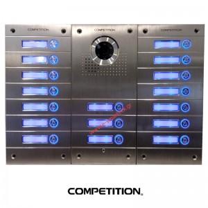 Θυροτηλεόραση Inox Competition SAC563C
