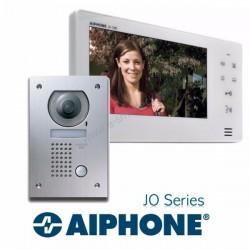 Aiphone KIT JOS-1F Μεταλλικός εντοιχιζόμενος με μόνιτορ 7
