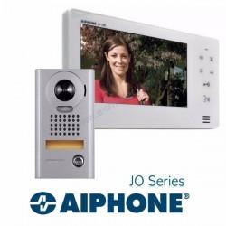 Aiphone KIT JOS-1V Μεταλλικός επίτοιχος με μόνιτορ 7