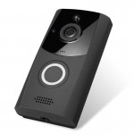 SM-ML11 IP53 waterproof ασύρματη θυροτηλεόραση με μπαταρίες HD Wi-Fi, κάμερα, ομιλία, καταγραφή, Android, Iphone
