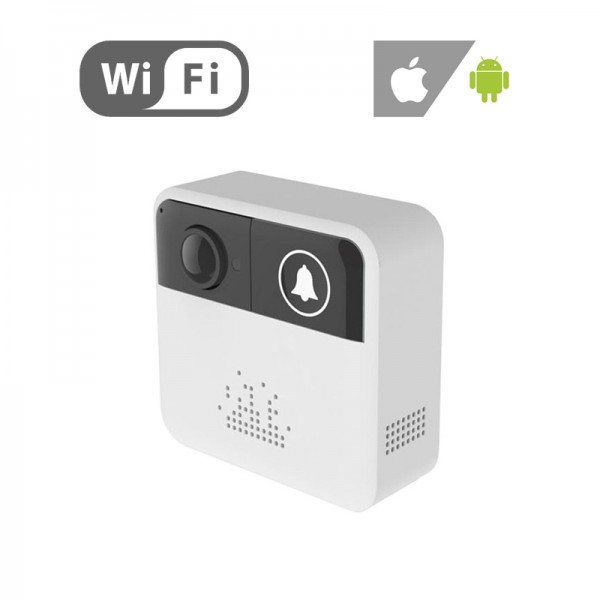Wireless doorbell Wifi Camera