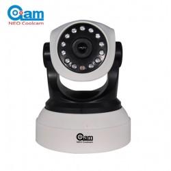 COOLCAM NIP-51 (HBP) Ασύρματη κάμερα WiFi 720p/1Mp MicroSD P2P περιστρεφόμενη με ήχο