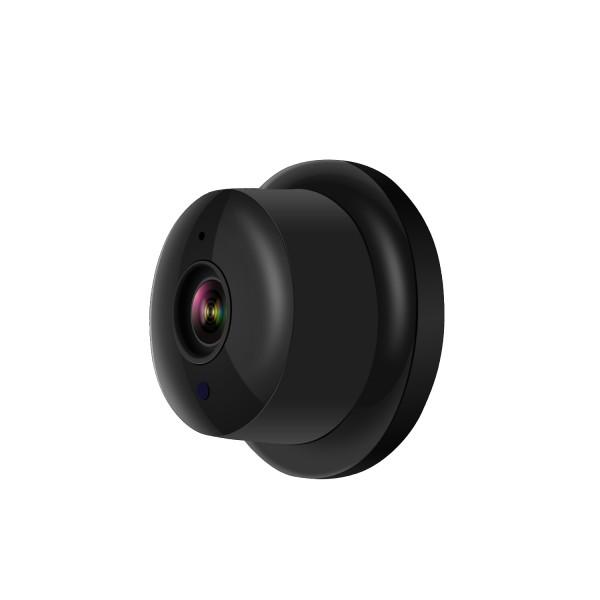 SM-C020-10 Mini κάμερα VR WiFi 720p, Alarm, microsd, 1.44mm Lens 180°, Night Vision, Two-way Audio