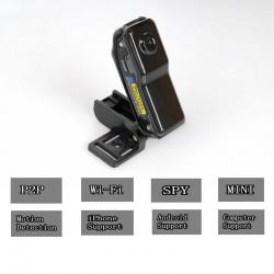 TCT-MD81 Κρυφή κάμερα WiFi με σύνδεση p2p