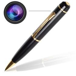 TCT-SH04 Κρυφή κάμερα σε στυλό πολυτελείας