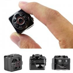 TCT-SQ8 Mini κρυφή κάμερα με εγγραφή βίντεο και κάρτα μνήμης έως 32GB