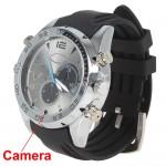 Κρυφή κάμερα υψηλής ανάλυσης σε ρολόι χειρός