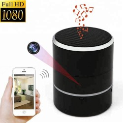 SM-Y8 Κρυφή κάμερα σε ηχείο Bluetooth Wifi  επαναφορτιζόμενη μπαταρία, android, iPhone
