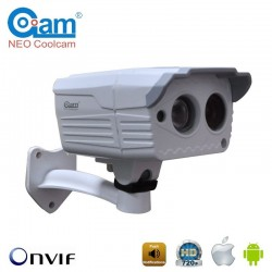 COOLCAM NIP-36 Ασύρματη κάμερα WiFi 720p/1Mp Αδιάβροχη, MicroSD, IR Led νύκτας