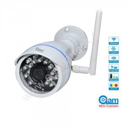 COOLCAM NIP-56 (HBP) Ασύρματη κάμερα WiFi 720p/1Mp Αδιάβροχη με MicroSD 8GB