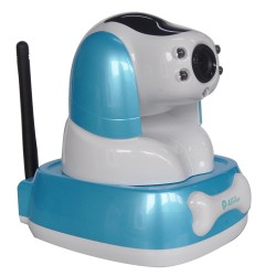 COOLCAM NIP-060OZX  Ασύρματη Κάμερα WiFi 720p/1Mp με περιστροφή, ήχος, MicroSD, P2P,  ιδανική για παρακολούθηση μωρού