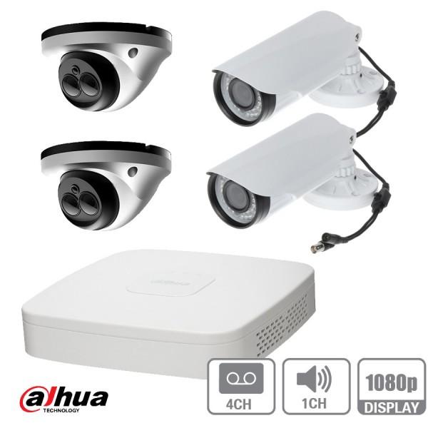 DAHUA HCVR4104HS S3 HAC HFW1000R HAC HDW1000R