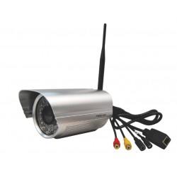 Foscam FI9805W Αδιάβροχη Έγχρωμη IP Κάμερα HD 720p WiFi-Ethernet Νυχτερινή Λήψη έως 30μ