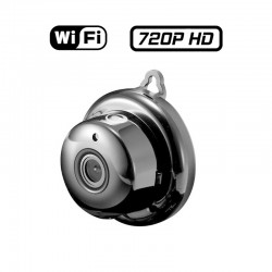 SM-MYQ κάμερα IP WiFi 720p με ανιχνευτή κίνησης και εγγραφή βίντεο Web Service Cloud 2.1mm Lens 110° Night Vision Two-way Audio