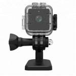 SQ12 Mini κρυφή κάμερα με εγγραφή βίντεο και αδιάβροχη θήκη
