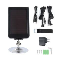 Suntek Solar Panel για την φόρτιση των μπαταριών