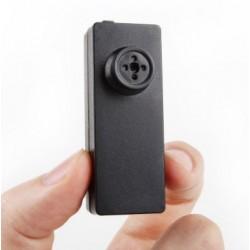 Ε11-IP Κρυφή κάμερα σε κουμπί ασύρματη WiFi 1080p, μπαταρία, microSd