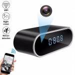 Κρυφή κάμερα  WiFi σε ψηφιακό ρολόι