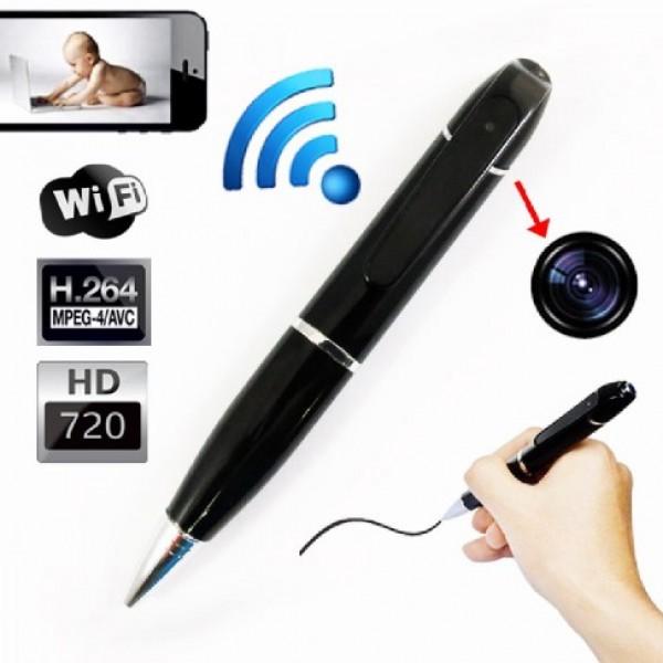 Κρυφή κάμερα WiFi σε στυλό