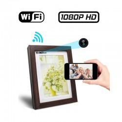 E10-IP Κρυφή κάμερα σε κορνίζα WiFi 1080p με ανιχνευτή κίνησης MicroSD