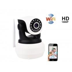 SM-PT050-20 Εσωτερική Κάμερα ασύρματη WiFi PTZ 2MP