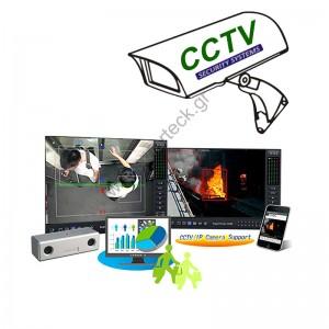 Αναλογικά συστήματα Video Analytics