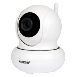 Wanscam HW0021 Ασύρματη ρομποτική κάμερα WiFi 1080P Full HD