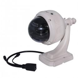 Wanscam HW0028  Zoom 3x Ασύρματη κάμερα WiFi 720p/1Mp Αδιάβροχη PTZ, περιστρεφόμενη