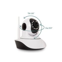 YOOSEE D1700-AB WIFI Ασύρματη κάμερα για νυχτερινή ή ημερήσια λήψη 8e1a8fad87d