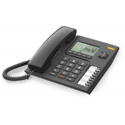 ALCATEL T76 Ενσύρματο τηλέφωνο με οθόνη χωρίς μπαταρίες