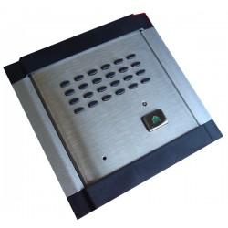 Excelltel CDX-102  Θυροτηλέφωνο για ομιλία και άνοιγμα κυπρί - Metal case