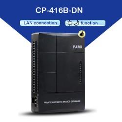 Excelltel CP416B-DN Τηλεφωνικό κέντρο 4 γραμμές PSTN 16 εσωτερικές (έως32)