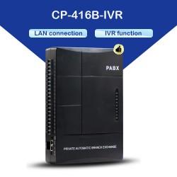 Excelltel CP416B-IVR Τηλεφωνικό κέντρο 4 γραμμές PSTN 16 εσωτερικές (έως32)