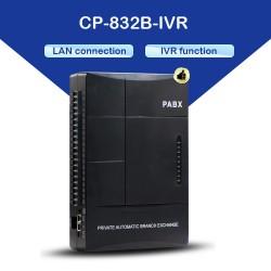 Excelltel CP832B-IVR Τηλεφωνικό κέντρο 8 γραμμές PSTN 32 εσωτερικές