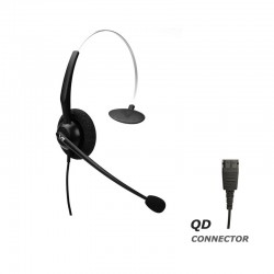 Ακουστικό κεφαλής VT2000NC Mono  για τηλεφωνική συσκευή