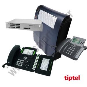 Τηλεφωνικά κέντρα Tiptel