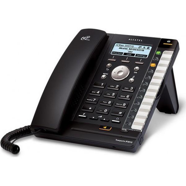 ALCATEL TEMPORIS IP301G SIP PoE  Τηλεφωνική συσκευή IP
