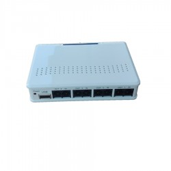 Excelltel CDX-604U Καταγραφικό φωνητικής κλήσης USB από 4 γραμμές PSTN